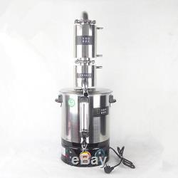 1020L Electric Home Water Alcohol Distiller Wine Making Kits Moonshine Still