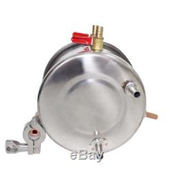 10L-30L Alcohol Moonshine Water Copper Home Stainless Alcohol Distiller NEW