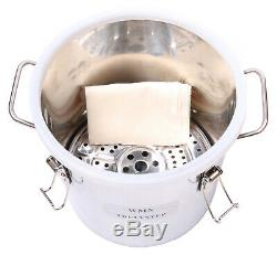 10-30L Moonshine Still Distiller Alcohol Whisky Essential Oil Water Stainless