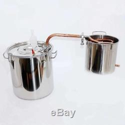 20-70L Moonshine Distillers Alcohol Whiskey Water Oil Distillation Thermometer