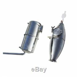 30 Liters Alcohol Distiller Home Brewing Kit Stainless Moonshine wine Making