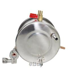 35L Stainless Steel Alcohol Moonshine Water Copper Home Alcohol Distiller Spirit