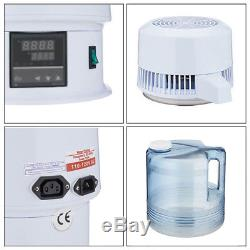4L New Essential Oil Pure Distiller Moonshine Still Water Alcohol Thermometer