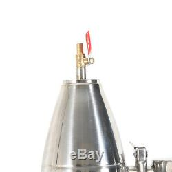 50L/70L Alcohol Distiller Moonshine Still Stainless Spirits Boiler With Pump