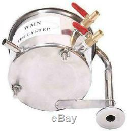Diy 3 Gal 12 Liters Home Distiller Moonshine Alcohol Whiskey Water Still Stainle