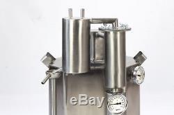Professional Home Brewing Distiller Moonshine Spirits Still Alcohol Hand Crafted
